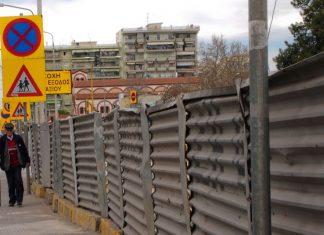 Απομακρύνθηκαν τα έργα του Μετρό στην Εγνατία στο ύψος της ΔΕΘ - Πώς διαμορφώνεται η κυκλοφορία