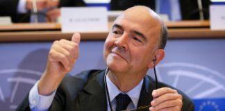 Μοσκοβισί: «Η Ελλάδα έχει κάνει μεγάλη πρόοδο»