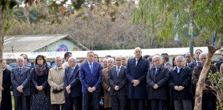 Πρέσβειρα Ισραήλ: «Να ακούμε τους επιζήσαντες από το Ολοκαύτωμα»