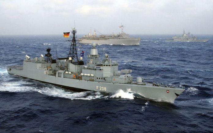 «Βουλιάζει» το Πολεμικό Ναυτικό της Γερμανίας