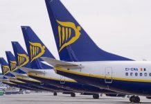 Ryanair: Ακυρώσεις 190 πτήσεων λόγω απεργίας των εργαζομένων της
