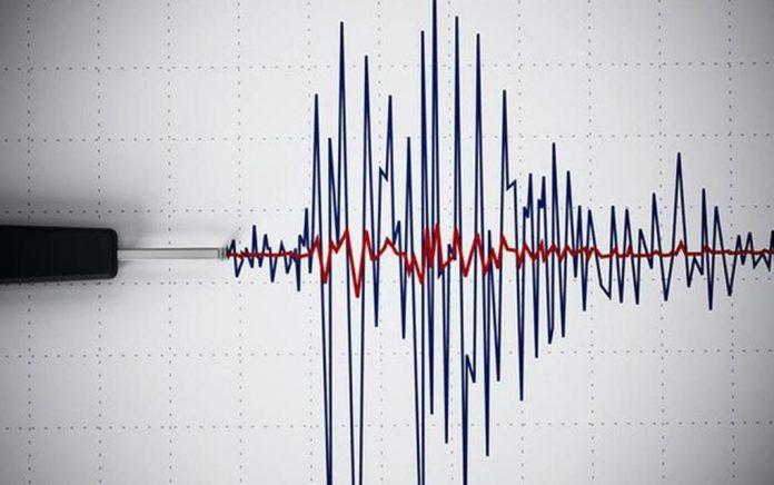 Σεισμική δόνηση 4,8 βαθμών Ρίχτερ στο Ιόνιο