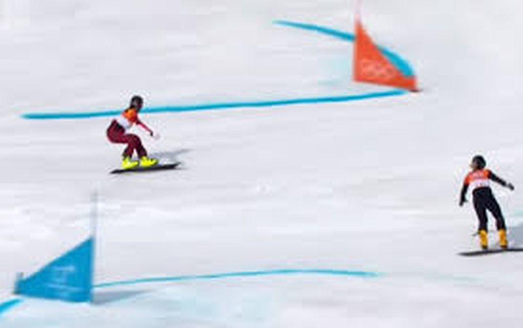 Σκίουρος «συμμετείχε» στους χειμερινούς Ολυμπιακούς αγώνες