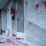 Επίθεση στο σπίτι που μένει ο Μίκης Θεοδωράκης! (pics)