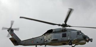 Ατύχημα με ελικόπτερο στο Στεφανοβίκειο