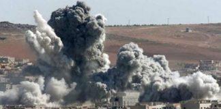 Ένας νεκρός και 14 τραυματίες από έκρηξη στη Συρία