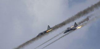 Συνέχεια αεροπορικών επιδρομών της Ρωσίας στο Ιντλίμπ