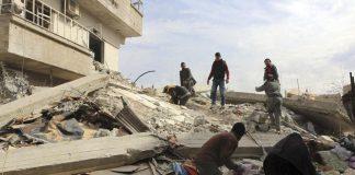 Ρωσία: «Σκηνοθετημένη η επίθεση στη Ντούμα»