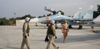 Καταρρίφθηκε ρωσικό αεροσκάφος στη Συρία