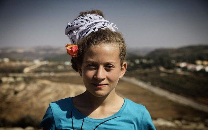 Ποινή φυλάκισης οκτώ μηνών στη 17χρονη Παλαιστίνια Άχεντ Ταμίμι
