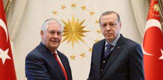 Ο Ρεξ Τίλερσον στην Άγκυρα: Το κουρδικό κύριο θέμα στην ατζέντα