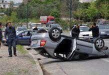Κρήτη: Νεκρή 22χρονη από τροχαίο - Εκσφενδονίστηκε από το όχημά της
