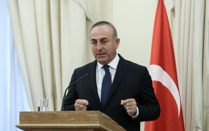 Τσαβούσογλου: «Δεν έχει καθοριστεί η κυριαρχία κάποιων νησιών»