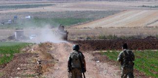 Σταδιακή αποχώρηση των αμερικανικών στρατευμάτων από τη Συρία