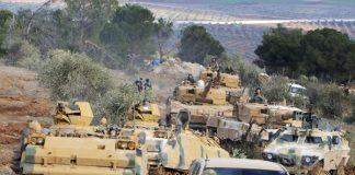 Anadolu: Η Τουρκία αποσύρει από την Ιντλίμπ τα βαρέα της όπλα