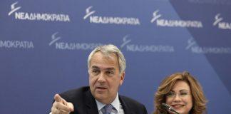 Βορίδης: «Ο Τσίπρας είναι ο μεγαλύτερος ψεύτης της ελληνικής ιστορίας»