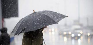 Καιρός: Βροχές, κρύο και λίγα χιόνια