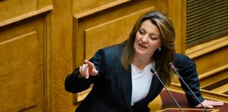 Μ. Αντωνίου: Οι βουλευτές του ΣΥΡΙΖΑ που έτρωγαν κι έπιναν, τι ακριβώς γιόρταζαν;