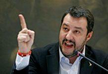 Σαλβίνι: «Τυχόν κυρώσεις θα πλήξουν περισσότερο την Ευρώπη από μας»