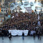 Θεσσαλονίκη: Πορεία διαμαρτυρίας από οπαδούς του ΠΑΟΚ σήμερα