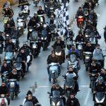 """Η Αστυνομία """"μπλόκαρε"""" τους οπαδούς του ΠΑΟΚ που απάντησαν με πορεία"""