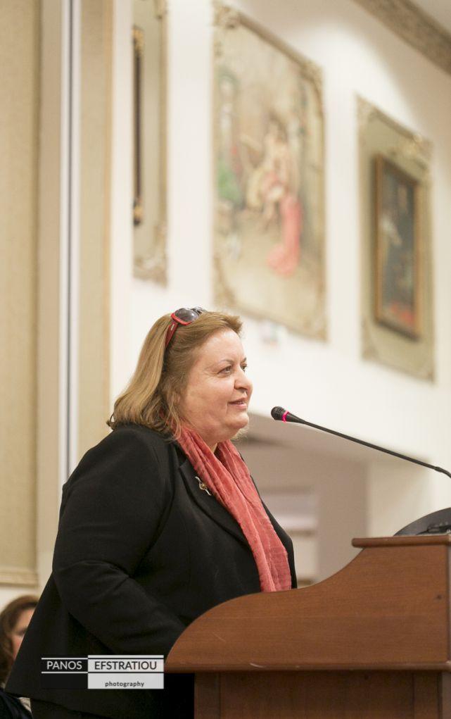 «Γυναίκα: Η αρχή των πάντων» – Οι γυναίκες μιλούν για τις γυναίκες στην εκδήλωση του Θ.Καράογλου