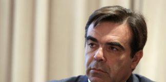 Νέος αντιπρόεδρος της Κομισιόν ο Μαργαρίτης Σχοινάς
