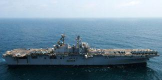 Στη Λεμεσό το περίφημο Iwo Jima του 6ου αμερικανικού στόλου