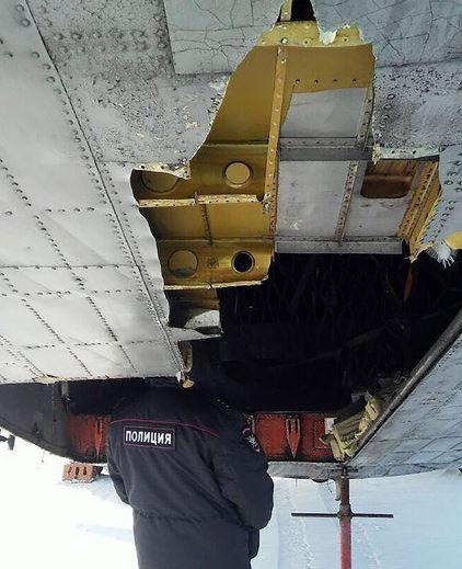 """Αεροπλάνο """"σκόρπισε"""" 3,4 τόνους χρυσού στη Ρωσία!"""