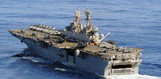 Το στόλο κατεβάζουν οι ΗΠΑ στην κυπριακή ΑΟΖ