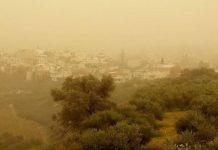 Με βροχές, καταιγίδες και αφρικανική σκόνη θα ξημερώσει η Παρασκευή