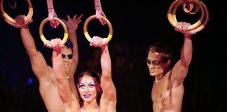 Το Cirque du Soleil ταξίδεψε στη Σ. Αραβία παρά την κρίση με τον Καναδά