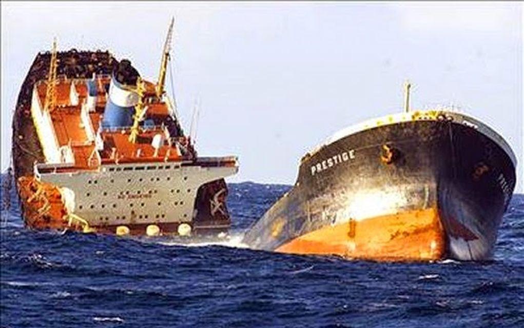 Σοκαριστικά ατυχήματα πλοίων που κόβουν την ανάσα!
