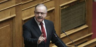 Δ. Σταμάτης: «Ο ΣΥΡΙΖΑ δημιουργεί τετελεσμένα στα εθνικά ζητήματα»