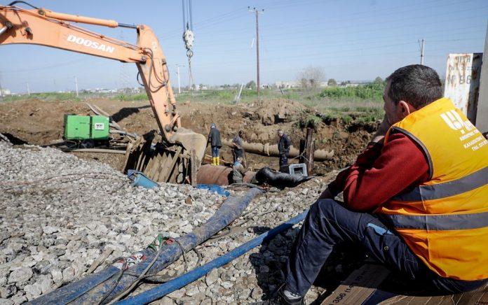 Θεσσαλονίκη: Έκτακτη διακοπή νερού στην Πυλαία