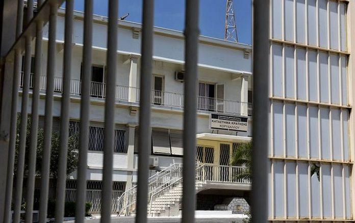 Συμπλοκές με δύο τραυματίες στις φυλακές Κορυδαλλού