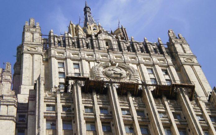 Το ρωσικό ΥΠΕΞ σχολίασε υπό μορφή αστείου τις εκλογές στην Ουκρανία