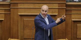Αμυράς: «Το Ποτάμι δεν το διέλυσα εγώ» - Politik.gr