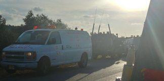 Όχημα έπεσε πάνω σε πλήθος στο Ισραήλ- Δύο νεκροί (pics)