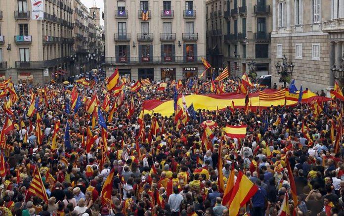 Ισπανία: Στην σύνοδο του κοινοβουλίου οι προφυλακισμένοι Καταλανοί που εξελέγησαν