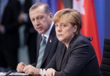 Απειλές Ερντογάν σε Μέρκελ για «λιβυκό χάος» στη Μεσόγειο