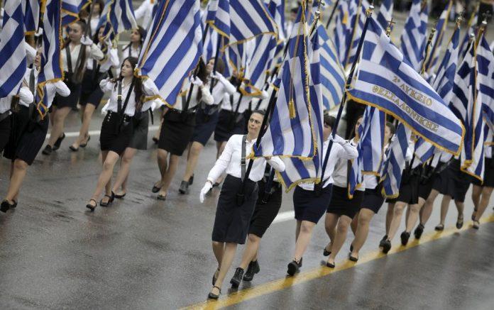 Στις 11 το πρωί η μαθητική παρέλαση στη Θεσσαλονίκη