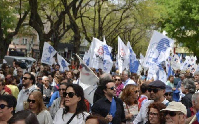 Σε απεργία προχωρούν οι Πορτογάλοι εκπαιδευτικοί- Διάρκειας 4 ημερών