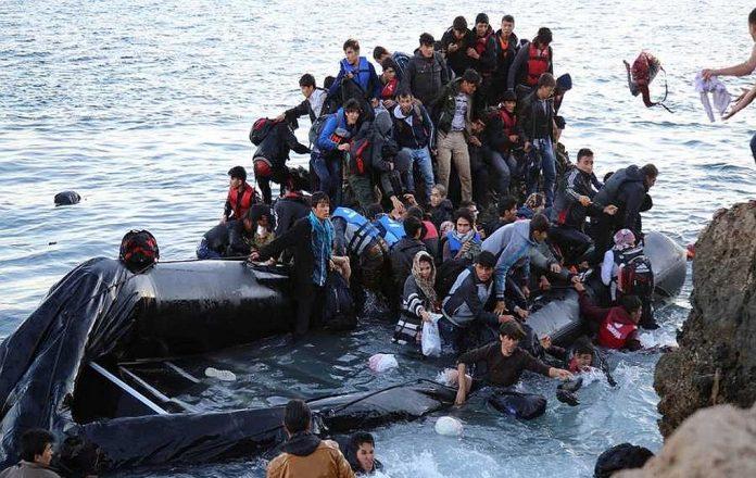 Πνίγηκαν 17 μετανάστες προσπαθώντας να φτάσουν στην Ισπανία