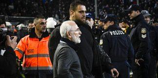 Κομίνης: «Ο Γκαγκάτσης μου ζήτησε να κατακυρώσω τον αγώνα υπέρ του ΠΑΟΚ»