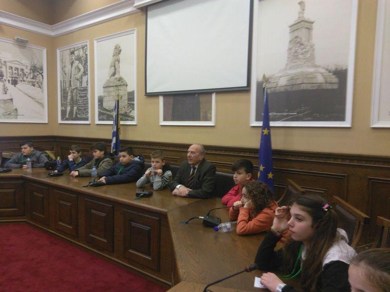 Ούγγροι, Τούρκοι και Ιταλοί μαθητές γνώρισαν τις Σέρρες