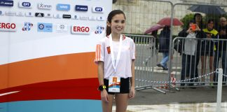 Η 12χρονη που ανέβηκε βάθρο στον Ημιμαραθώνιο της Αθήνας