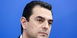 Σκρέκας: «Κίνδυνος για την ηλεκτροδότηση της χώρας από την αδιαφορία της κυβέρνησης»