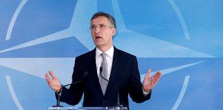Στόλτενμπεργκ: «Σε τροχιά πλήρους ένταξης στο ΝΑΤΟ η Βόρεια Μακεδονία»