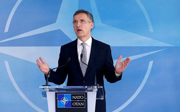 Στόλτενμπεργκ για Σκοπιανό: «Τα Σκόπια σε πορεία ένταξης στο ΝΑΤΟ»
